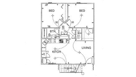 4 Plex | Aspen Grove Apartments